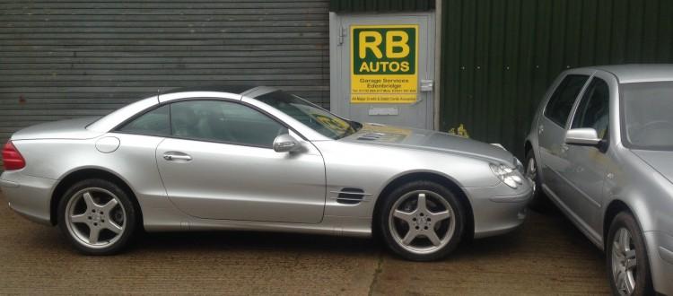local car mechanic, car repairs, RB Autos Edenbridge car service