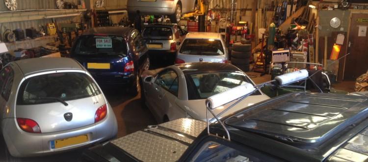 local car mechanic, Car Mechanics RB Autos Edenbridge car service