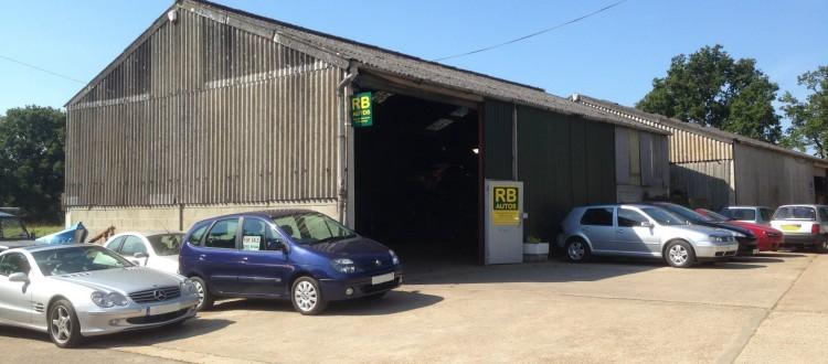 RB Autos Edenbridge car service